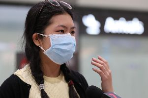 Travel restrictions to some countries have been imposed on non-citizens from China as the death toll from the virus continues to climb. Picture: Getty Images