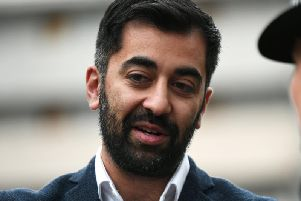 Humza Yousaf insists that community sentences are the right approach