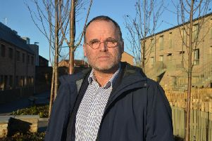 Andy Wightman wants to see non-domestic property rates devolved to councils.