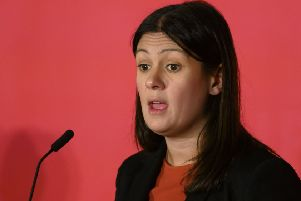 Labour leadership hopeful Lisa Nandy said Scots were better off being in the UK