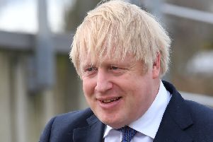 As a former journalist, Boris Johnson should know the importance of governments treating the media fairly (Picture: Paul Ellis/WPA pool/Getty Images)
