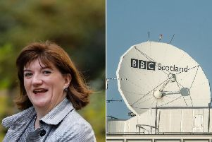 Culture secretary Nicky Morgan will today launch a public consultation over the sanctions for evading the licence fee, which increases to 157.50 in April.  picture: GettyImages/JPI Media