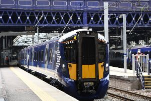 The trains entered service in July 2018. Picture: John Devlin