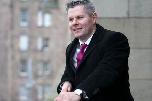 Finance Secretary Derek Mackay had big decision to make about Scotland's budget, not helped by being forced to produce it before the UK Government reveals its own