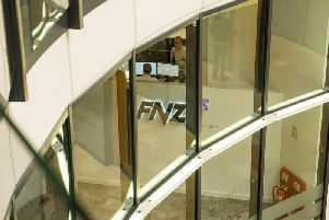 The fintech firm was founded in New Zealand in 2004 and moved into Scotland just a year later. Picture: Contributed