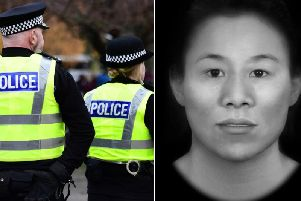 The body was badly decomposed and had been in the water for some considerable time, according to officer reports    picture: JPI Media and Police Scotland
