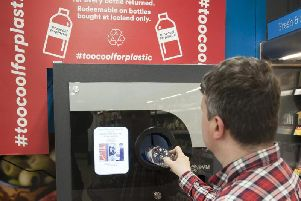 The Scottish Government is set to introduce a deposit return scheme for drinks containers in 2021.