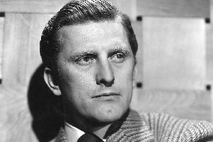 Kirk Douglas has died at the age of 103 (Picture: AFP via Getty Images)