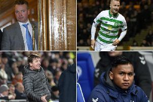 Scottish Premiership Rumour Mill