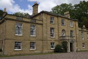 Bughtrig House, near Leitholm.