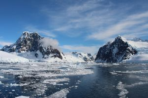 The continent of Antarctica has experienced its hottest temperature on record, with a research station provisionally recording 18.3C (64.94F). Picture: Getty