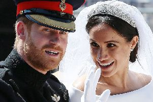Harry and Meghan's attempts to define themselves via trade marks have thus farbeen frustrated by a combination of critical publicity and legal challenges (Picture: AFP/Getty)