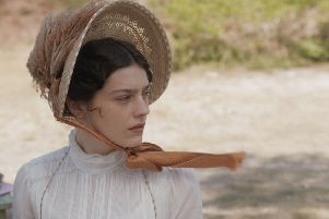 Amber Anderson stars as Jane Fairfax in Autumn de Wilde's Emma. Picture: Focus Features