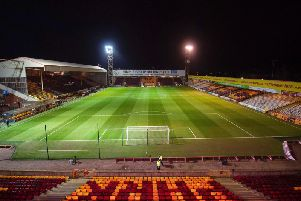Motherwell have wiped out their external debt