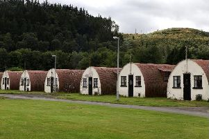 Scottish high-security WW2 camp which housed thousands of Nazi prisoners to be reopened as holiday park