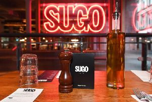 Among the recent openings was Sugo, an eagerly awaited new pasta restaurant on Mitchell Street. Picture: John Devlin