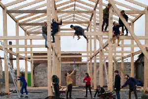 London-based architecture collective Assemble are best known for winning the Turner Prize in Glasgow in 2015.