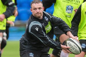 Nick Grigg says Scotstoun is a 'unique place to be' and the reason he snubbed other interest.