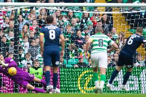 How good are the goalkeepers in the Scottish Premiership at saving shots they face? Picture: SNS