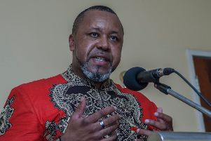 Malawi's re-instated Vice-President, Saulos Chilima, says the country can become a middle-income economy (Picture: Amos Gumulira/AFP via Getty Images)