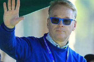 """European Tour chief executive Keith Pelley says the double postponement has been made with the """"well-being of our players, spectators and staff"""""""