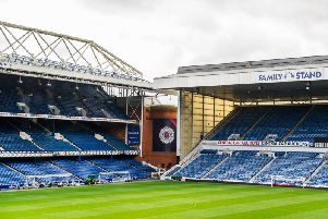 The Ibrox club isentitled to asum of just over 2.84m. Picture: John Devlin