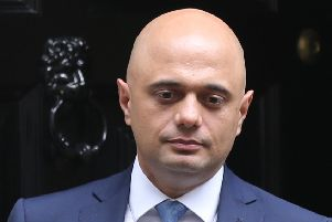 The resignation of Sajid Javid will not have come as a complete surprise to Boris Johnson. Picture: Isabel Infantes/Getty