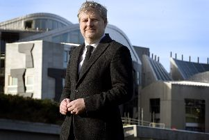 Angus Robertson is seeking the SNP nomination for Edinburgh Central (Picture: Lisa Ferguson)
