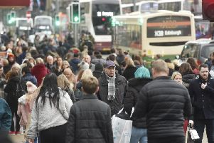Scotland's population stands at a record high - but growth is already slowing. Picture: Greg Macvean