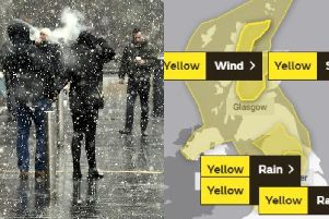 Wintery weather expected across the country