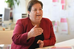 Jackie Baillie is standing to become deputy leader of Scottish Labour