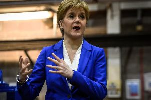 The First Minister was forced to address speculation about her future after two SNP MPs publicly voiced doubts over whether she would remain in charge.