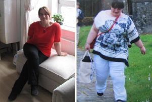 Freyja Meredith has been transformed by her weight loss.
