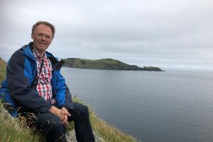 Western Isles MSP Alasdair Allan recently visited the Shiant Isles to see the results of the recovery project.
