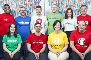 Thank you...from the charity partners who have been supported to the tune of more than �19 million since Will Aid was first launched here in Scotland in 1988. This year marks the 30th year and it is hoped a record amount can be raised across the UK.