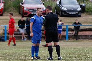 Lanark Uniteds Ian Watt netted two goals in the second half to earn his team a vital 3-2 victory at Vale of Clyde on Saturday (Library pic)