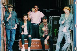 Calling all fans - catch Kaiser Chiefs playing Inverness in August.