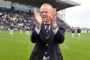 Gary Holt was manager between April 2013 and June 2014 before leaving for a role at Norwich City