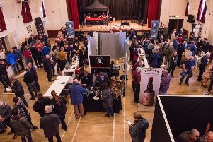 The Fife Whisky Festival was a huge success.