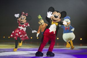 Disney on Ice will be visiting Aberdeen this weekend