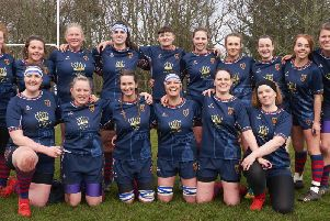 Stornoway Rugby Club Ladies