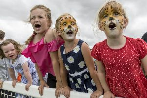 S.Luca Family Day at Musselburgh Racecourse  Picture: Alan Rennie Photography