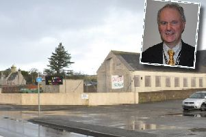 Councillor Rae Mackenzie wants the Comhairle to review the situation at Sandwickhill School given the new housing to be built in the area.