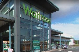 The site of the supermarket has been sold for �12.1 million.