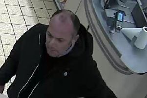 Police say this man may have information which could help their investigation.