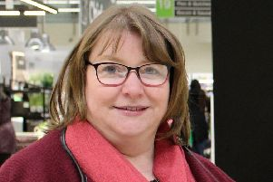 Motherwell and Wishaw MSP Clare Adamson