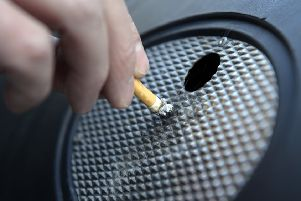 Data shows that 10.4 per cent of people aged 18 and over in East Renfrewshire were smokers last year.