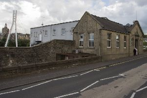 Hawick's Albert Road.