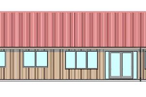Plans for a new clubroom have been lodged with Aberdeenshire Council