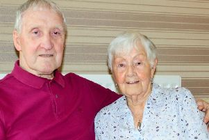 Alex and Sophie Wylie are glad they organised a Power of Attorney.